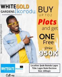 Serviced Residential Land Land for sale Ijede Ikorodu Lagos