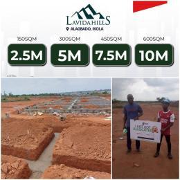 Residential Land Land for sale Alagbado Ayobo Ipaja Lagos