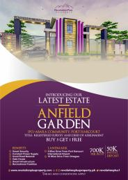 Serviced Residential Land Land for sale 10 Minutes From Port Harcourt City Stadium, Port Harcourt Rivers