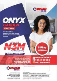 Commercial Land Land for sale Onyx Garden Estate in Obosi Idemili North Anambra