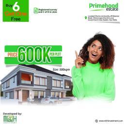 Land for sale Oloeunsogo Ibadan, 5 Minutes From Illaji Hotels & Resorts Ibadan Oyo