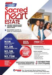 Mixed   Use Land Land for sale Umuedi /Umuwuagwu village, Ibusa Asaba, Delta State. Asaba Delta