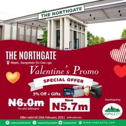 Serviced Residential Land Land for sale Opposite Fara Park Estate Majek Sangotedo Lagos