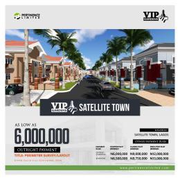Serviced Residential Land Land for sale Satellite Town Amuwo Odofin Lagos