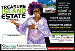 Mixed   Use Land for sale Shoprite Mall Monastery road Sangotedo Lagos