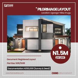 Residential Land Land for sale Pilgrimage Layout Estate Ugwogo Nike Enugu Enugu