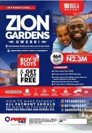 Residential Land Land for sale ZION GARDEN ESTATE Umuokanne oforola Ohaji/Egbema Imo