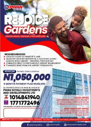 Land for sale Ozuoha Road, Omagwa, Port Harcourt Rivers