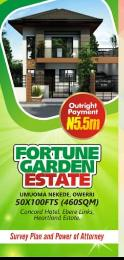 Residential Land for sale Umuoma, Nekede, Owerri, Imo State Owerri Imo