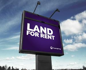 Commercial Land Land for rent Ifo Ifo Ogun