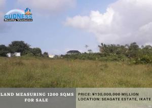 Residential Land Land for sale Seagate Estate, Ikat Ikate Lekki Lagos