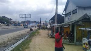 Mixed   Use Land Land for sale directly facing the express before Oil Mill market & Eleme unction, East West Road Port Harcourt Rivers