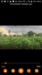 Land for sale Opposite redeem Junction, Okpanam road Asaba Delta
