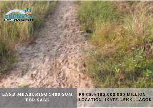 Residential Land Land for sale  Ikate, Lekki, Lagos Ikate Lekki Lagos