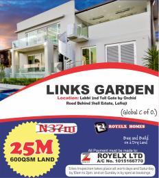 Mixed   Use Land Land for sale Orchid Road, By Chevron Lekki 2nd Toll Gate, Lekki Lagos. chevron Lekki Lagos