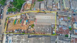 Factory Commercial Property for sale Off Kudirat Abiola  Oregun Ikeja Lagos