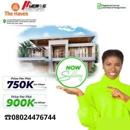 Residential Land Land for sale Behind Igbooye,eredo lcda ,epe lagos Epe Road Epe Lagos