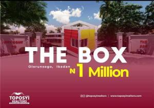 Land for sale Olorunsogo Ibadan Oyo
