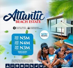 Residential Land for sale Atlantic Beach Eastate, Igando Orudu Eleko Ibeju-Lekki Lagos
