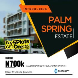 Land for sale Imedu ibeju lekki Orimedu Ibeju-Lekki Lagos
