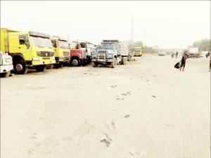 Commercial Land Land for sale Off Lekki Epe Express way, opposite God is good Motors Off Lekki-Epe Expressway Ajah Lagos