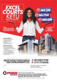 Land for sale Ketu Kosofe/Ikosi Lagos