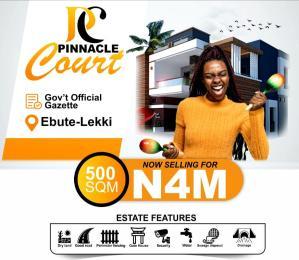 Residential Land Land for sale Pinnacle Court, Lekki Town. Ibeju-Lekki Lagos