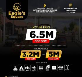 Residential Land Land for sale Eagle's Square Estate, Oke Ogun Within Airport Area. Ibeju-Lekki Lagos