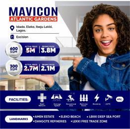 Residential Land Land for sale Mavicon Atlantic Garden. Eleko Ibeju-Lekki Lagos