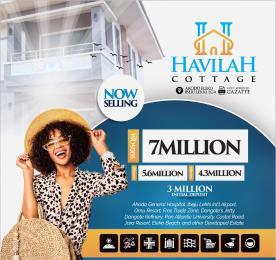 Residential Land for sale Havillah Cottage, Before Lekki Free Trade Zone Ibeju-Lekki Lagos