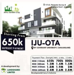 Land for sale Iju Ota Ado Odo/Ota Ogun
