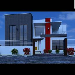4 bedroom Residential Land Land for sale Through Ecowas Estate diplomatic zone Katampe extension  Katampe Ext Abuja