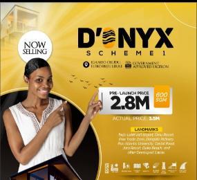 Residential Land Land for sale D'Onyx Scheme 1, Igando Orudu. Eleko Ibeju-Lekki Lagos