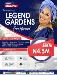 Land for sale Igwuruta Port Harcourt Rivers