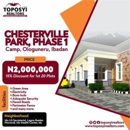 Land for sale Ologuneru Ibadan Oyo