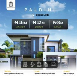 Serviced Residential Land Land for sale Paldini by Gate&Carter in a built up area Bogije Lekki Lagos  Off Lekki-Epe Expressway Ajah Lagos