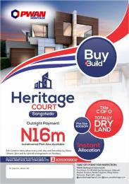 Serviced Residential Land Land for sale Monastery road Sangotedo Lagos