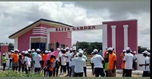 Mixed   Use Land for sale Elite Gardens Estate Abijo Gra Abijo Ajah Lagos