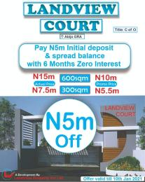 Mixed   Use Land for sale Abijo Gra By Chancedoy School Abijo Ajah Lagos