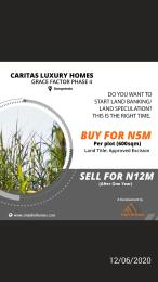 Mixed   Use Land Land for sale By Caritas Luxury Home Epe Express Way Lagos Monastery road Sangotedo Lagos
