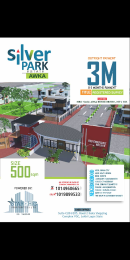Residential Land Land for sale The Silver park Nibo Isiagu Behind British International School Awka  Awka South Anambra
