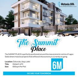 Residential Land Land for sale Ojoroko ibeju lekki Ibeju-Lekki Lagos