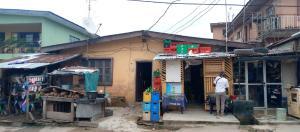 Mixed   Use Land for sale Olori Street Shogunle Oshodi Lagos