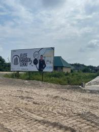 Mixed   Use Land for sale Elite Gardens Estate Phase2 Beside Abijo Gra Abijo Ajah Lagos