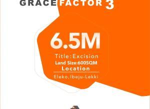 Residential Land Land for sale Caritas luxury Homes grace Factors 3  Free Trade Zone Ibeju-Lekki Lagos