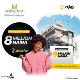 Mixed   Use Land Land for sale Maravillas Estate By Isheri North Gra, Opic, Lagos Isheri Egbe/Idimu Lagos