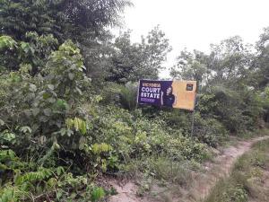 Mixed   Use Land Land for sale Victoria Court 4 Behind Lekki Free Trade Zone  Free Trade Zone Ibeju-Lekki Lagos