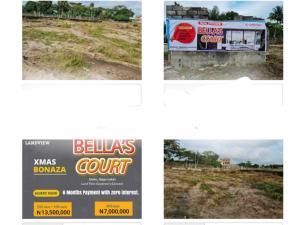Mixed   Use Land for sale Bella Courts Is Before Amen Phase 1 Estate Ibeju Lekki Eleko Ibeju-Lekki Lagos