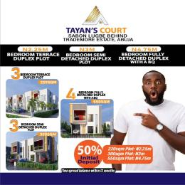 Mixed   Use Land Land for sale Behind Tradmadol Estate  Lugbe Abuja