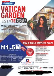 Residential Land Land for sale Vertical Garden Estate  Asaba Delta